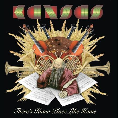Kansas – There's Know Place Like Home (2016) [2 CD] (Live)