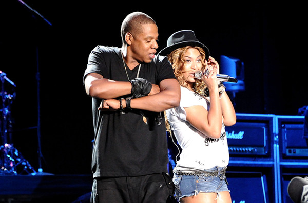 Jay-Z  & friends