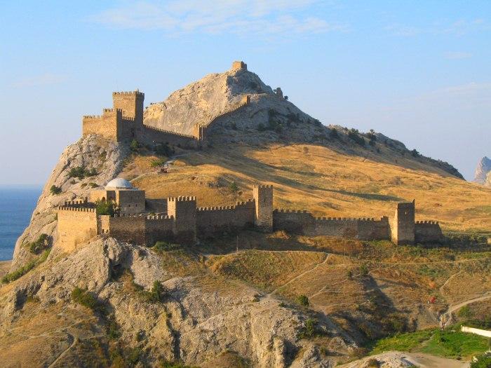 История Древнего Крыма (кратко)